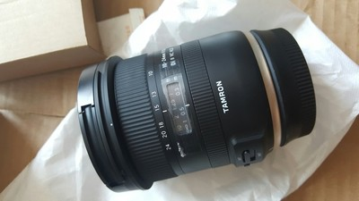 腾龙 10-24/3.5-4.5 DiⅡ VC HLD B023  超广角变焦镜头 佳能口