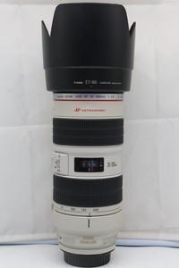 94新二手Canon佳能 70-200/2.8 L IS USM小白IS(2133)【武】