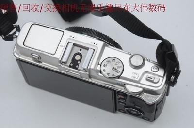 新到9成新 奥林巴斯E-P5 便宜出售 随机可搭配镜头 编号7798
