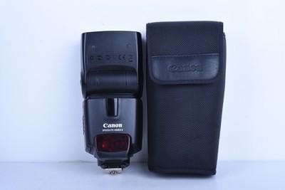 95新二手Canon佳能 430EX II 闪光灯 适用5D6D7D(B3209)【京】