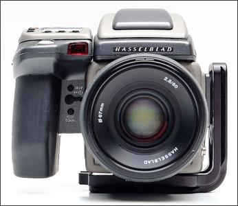 哈苏 Hasselblad H2D-39 + 80/2.8 HC套机 快门仅1千