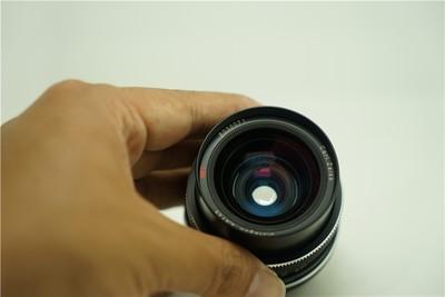 特价 rollei HFT 25 2.8 25mm F2.8 德产禄莱送滤镜