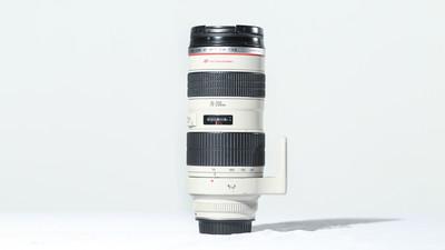 千亿国际娱乐官网首页 EF 70-200mm f/2.8L USM(小白)