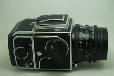 哈苏 Hasselblad 503CW + CFE 80/2.8 +后背 80mm f2.8