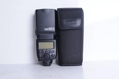 98新二手Canon佳能 580EX II 闪光灯 适用于5D25D3 (B8107)京