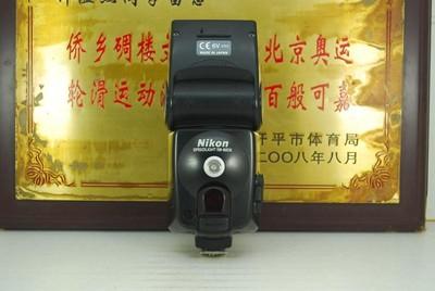 尼康 SB-80DX 闪光灯 外置机顶灯 D-TTL自动闪光 可置换