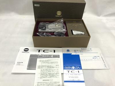 美能达TC1 MINOLTA TC-1 tc1 28mm f3.5 经典旁轴包装附件齐全