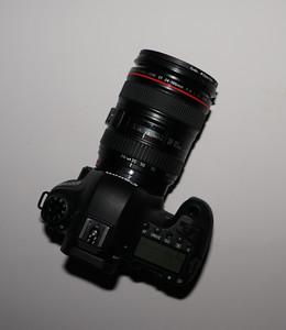 佳能 6D+24-105镜头