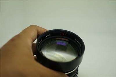 特价 rollei HFT 85 1.4 85mm F1.4 三角形光圈 德产 禄莱
