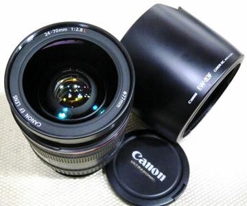 Canon/佳能 24-70/2.8 L USM 红圈镜头 成色好