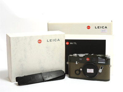 徕卡/Leica M6 TTL 0.85 旁轴相机 狩猎版   *全新*