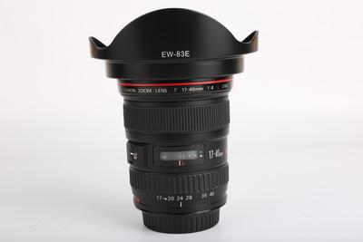 佳能 EF 17-40mm f/4L USM#9776