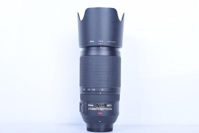 97新二手Nikon尼康 70-300/4.5-5.6 G AF-S VR (2523)【京】
