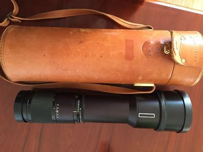 Hasselblad/哈苏 TELE-APOTESSAR CF 500/8 T* 长镜
