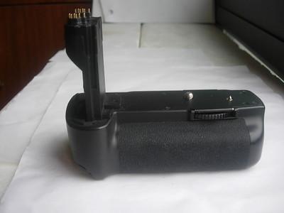极新美科牌专配佳能5D2专业相机手柄,功能实用