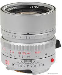 Leica Summilux-M 50 mm f/ 1.4 银色 以及若干其他镜头