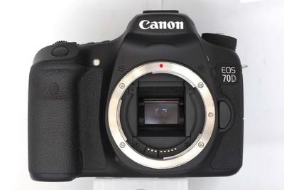 【APS画幅数码相机】佳能 EOS 70D(NO:1835)