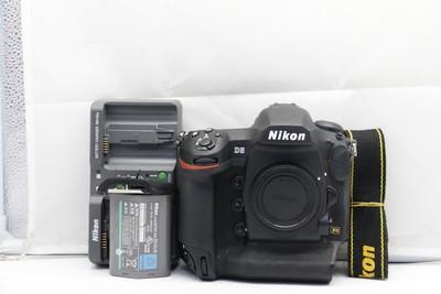 11新二手Nikon尼康 D5 单机身 快门21200多次 (1640)【深】