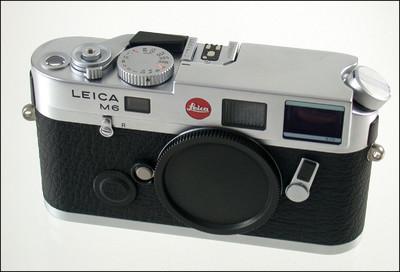 徕卡 Leica M6-A (M7 Prototype) 0000019 试制机 极罕见
