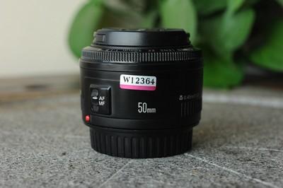 92新二手 Canon佳能 50/1.8 II 二代 标准镜头(W12364)【武】