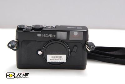 98新柯尼卡巧思HEXAR RF 旁轴胶片机身(BG06080009)