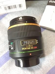 宾得 DA★ 55mm f/1.4 SDM