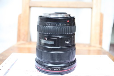 佳能 EF 17-40mm f/4L USM  UY  价2380
