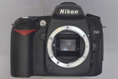 【APS画幅数码相机】尼康 D90(NO:4718)