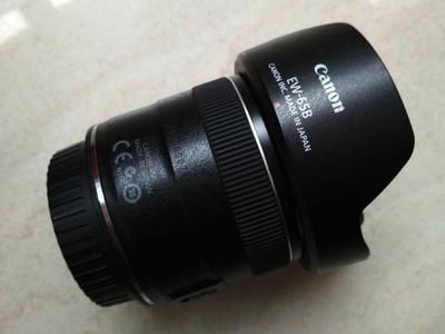 佳能24mm带防抖定焦镜头