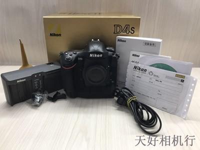 《天津天好》相机行 97新 全套包装 尼康 D4S 机身