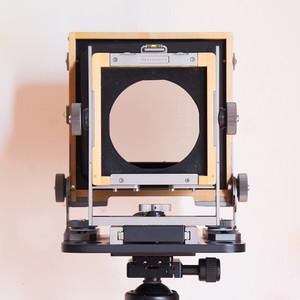 沙穆尼4X5大画幅相机