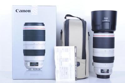 99新二手Canon千亿国际娱乐官网首页 100-400/4.5-5.6 L IS II 二代大白 B0826 京
