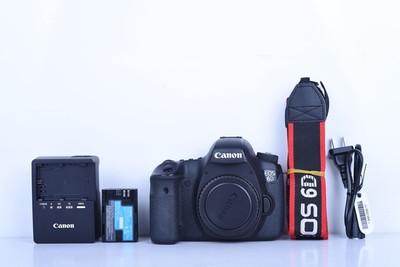 92新二手Canon佳能 6D 单机 高端单反相机(B3136)【京】
