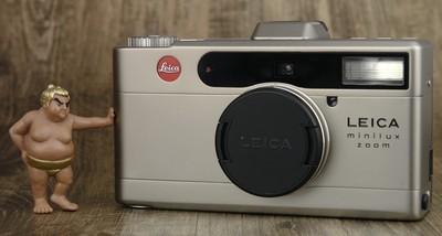徕卡 Minilux Zoom 高档 专业 便携 胶片机 极美品