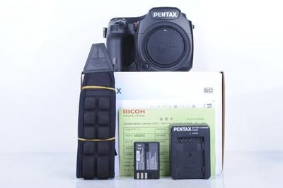 94新二手 Pentax宾得 645D 单机 中画幅相机快门6600多次 B0786京