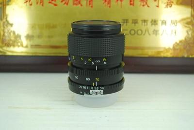 尼康口 确善能 35-70 F3.5-4.8 MACRO AIS 手动 单反镜头 可置换