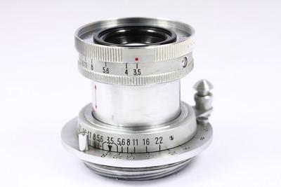 柯尼卡 Hexar 50/3.5 莱卡L39口旁轴镜头 小西六