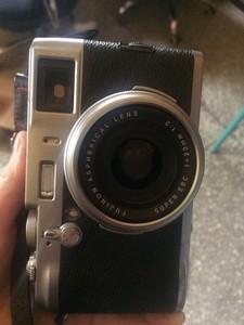 富士X100复古微单 旅游相机 出售