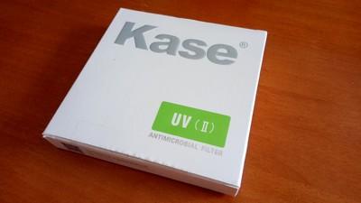 半价出售很新的卡色UV(II)滤镜 49mm