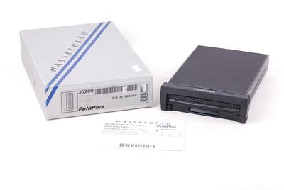 哈苏 PolaPlus 30200 film 黑色 V口胶片后背#jp18910