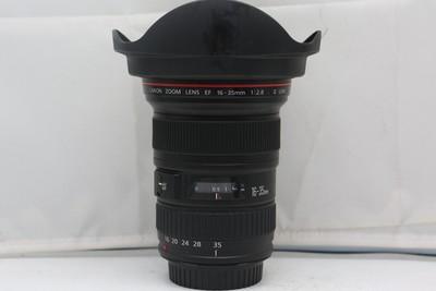 98新二手Canon佳能 16-35/2.8 L II USM二代镜头(2144)【深】