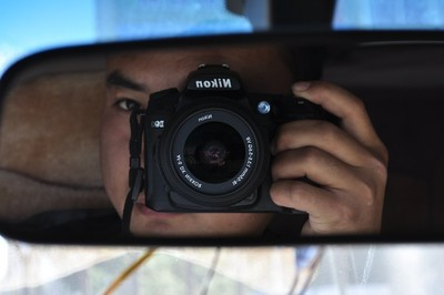 尼康 D90  带俩个镜头,自己闲着了很久
