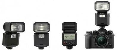 3条富士旗舰闪光灯 EF-X500,打包有特价