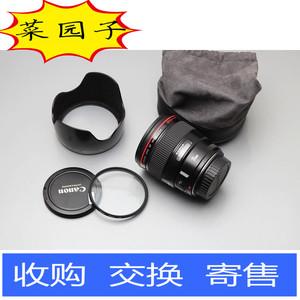 佳能 canon 35/1.4 L USM EF35 F1.4 红圈 广角定焦