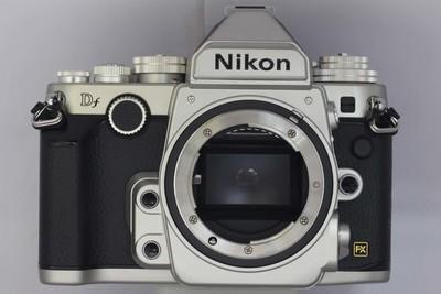 【经典全画幅数码相机】尼康 Df(NO:3715)