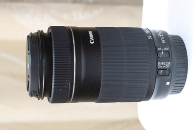 佳能 EF-S 55-250mm f/4-5.6 IS STM