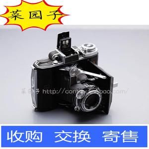 蔡司依康 Super Ikonta 531 Tessa  稀有红T镜头 折叠机