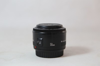11新二手Canon佳能 50/1.8 II 二代标准镜头(T10122)【津】