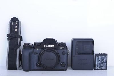 90新二手 Fujifilm富士 X-T1 XT1 单机 微单相机(B0830)【京】
