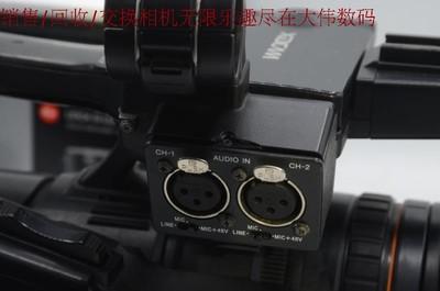 新到8成多新 Sony/索尼 PMW-EX280 机身有时已拍照 编号8441